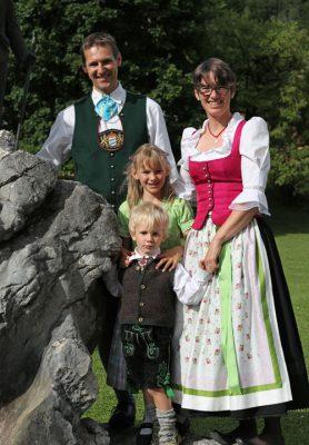 Familie Erben - Ramsau