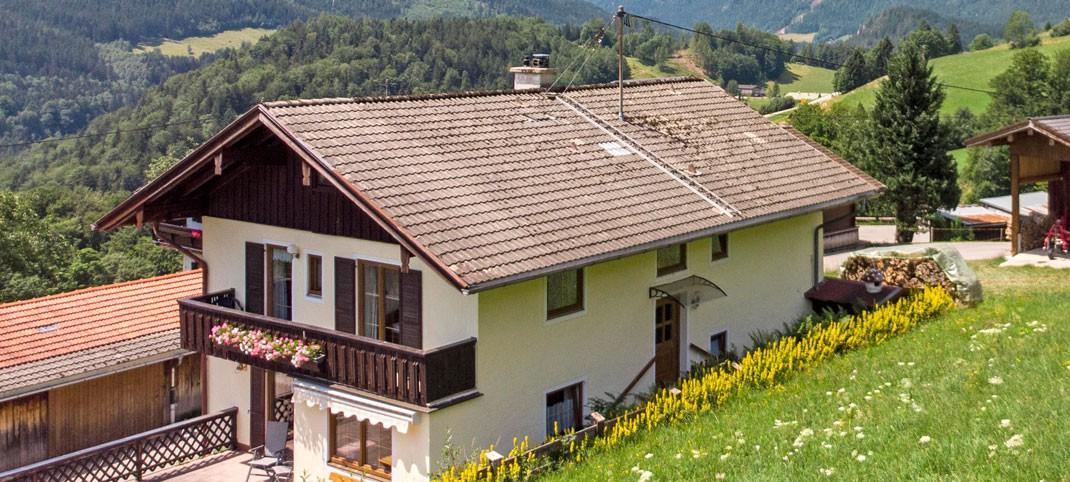 Ferienwohnung - Haus Talblick